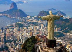 مسیح نجات دهنده نگهبان ریودوژانیرو، برزیل