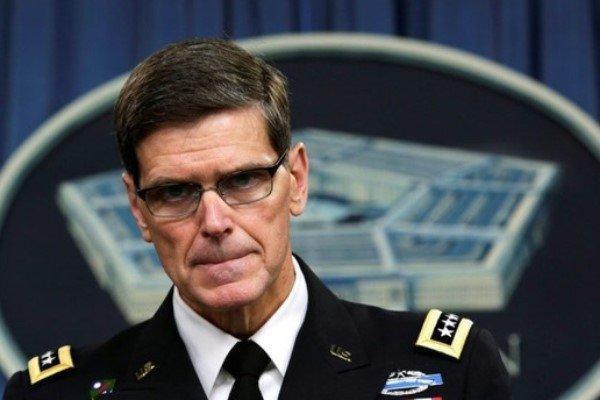 اظهارات خصمانه فرمانده نیروهای مرکزی ارتش آمریکا علیه ایران