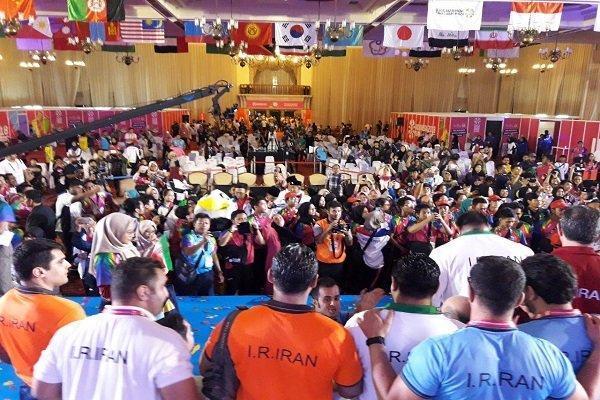 رواسی: باید در پارالمپیک 2020 قهرمان وزنه برداری شویم