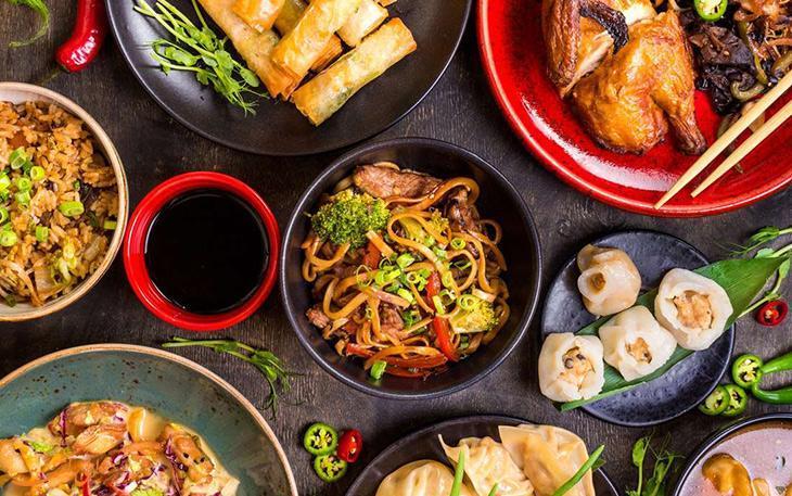 با غذای چینی آشنا شوید