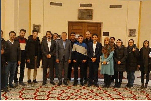 37 دانشجوی ایرانی هوافضا بورسیه چین شدند