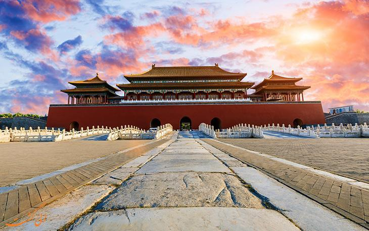 چطور ویزای چین بگیرم