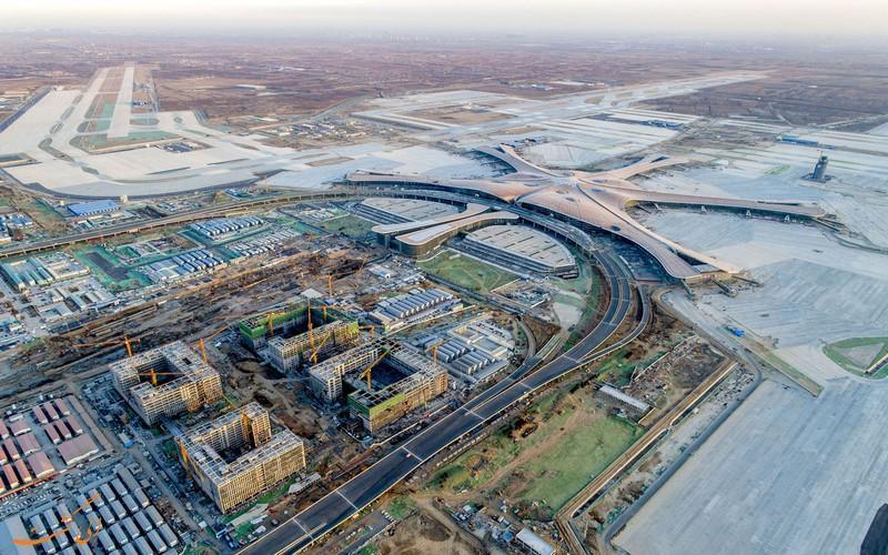 فرودگاه دکسینگ پکن، بزرگ ترین فرودگاه دنیا