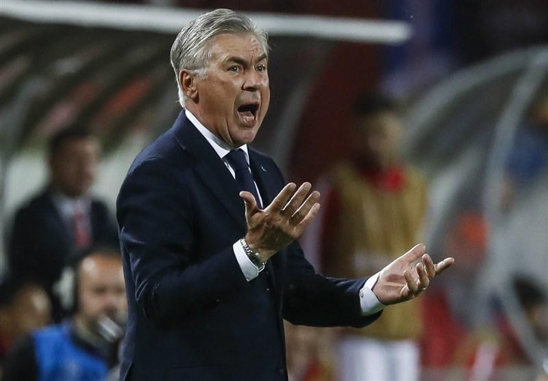 آنچلوتی: باید پیراهن اینتر را پیدا کنم، عاشق فوتبال هجومی ام اما هر موقع که لازم باشد دفاع می کنیم