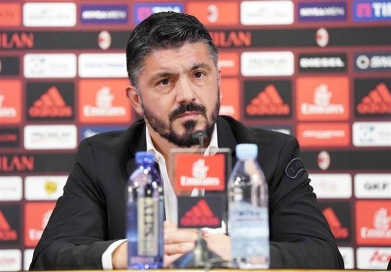 جنارو گتوسو: مایلم با 3 مدافع بازی کنیم، بازی با تورینو همیشه سخت است