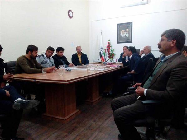 جلسه آنالیز مسائل مربوط به حوزه گردشگری و سرمایه گذاری شهرستان فردوس برگزار گردید