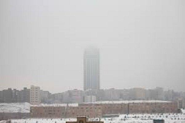 آلودگی هوا موجب کاهش بهره وری کار می گردد