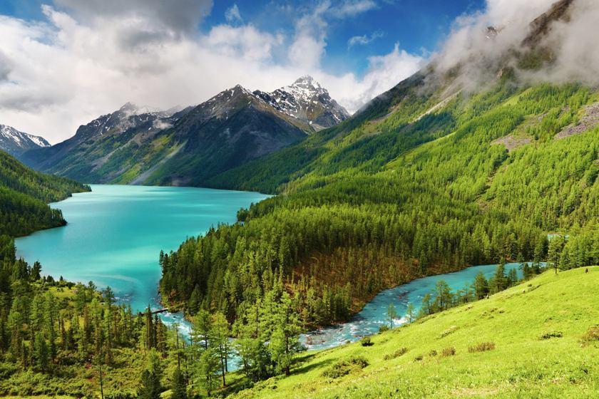 دریچه ای متفاوت در طبیعت کانادا