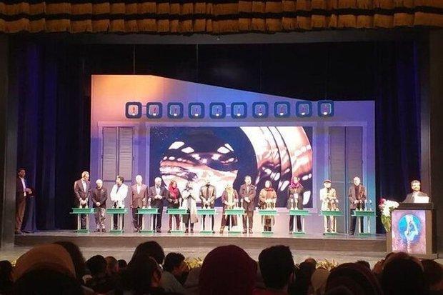 افتخارآفرینی هنرمندان استان بوشهر در جشنواره بین المللی تئاتر فجر