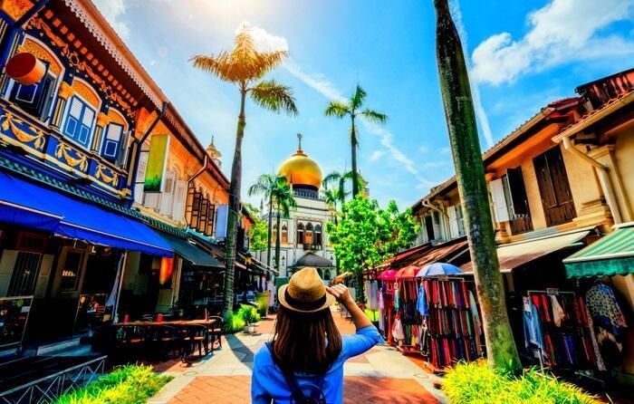 آشنایی با بهترین بازارهای محلی سنگاپور
