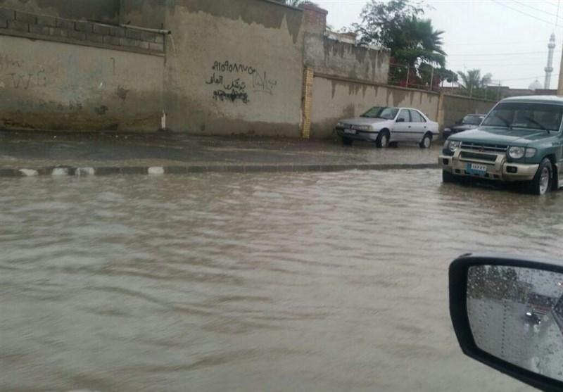 چاه کمال خاش بیشترین بارندگی را به خود اختصاص داد