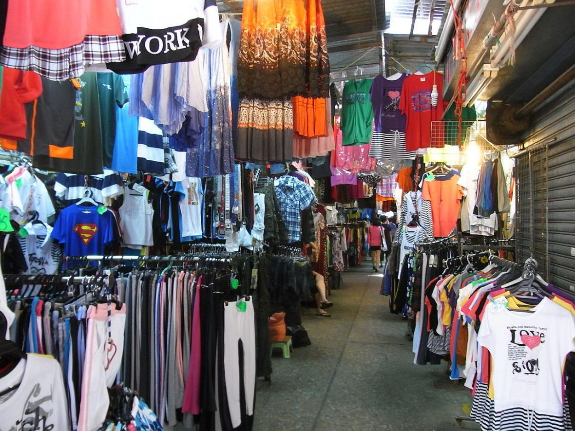 آشنایی با بازار پرتونم بانکوک تایلند