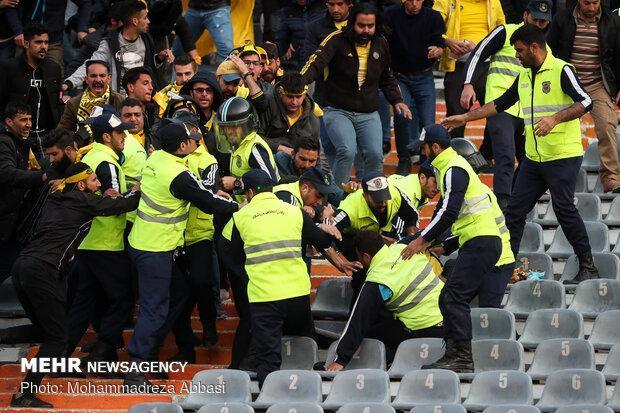 واکنش باشگاه پرسپولیس به آرای انضباطی دیدار با سپاهان