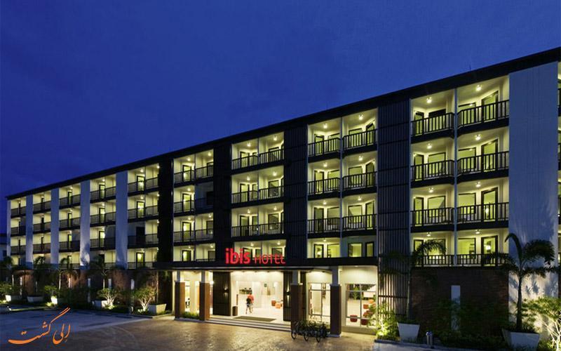 معرفی هتل 3 ستاره ایبیس در پوکت