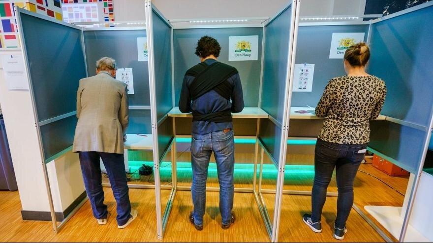 انتخابات مجلس اروپا ، پیروزی غیرمنتظره حزب کارگر در هلند