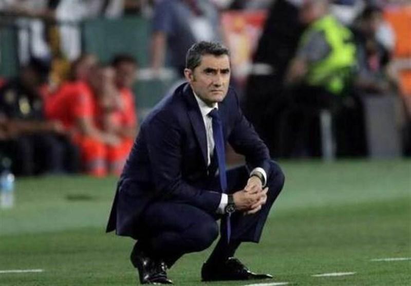والورده پس از شکست بارسلونا اسپانیا در فینال جام حذفی: احساس خوبی دارم، ترجیح می دادم اینجا ببازم تا در یک چهارم نهایی