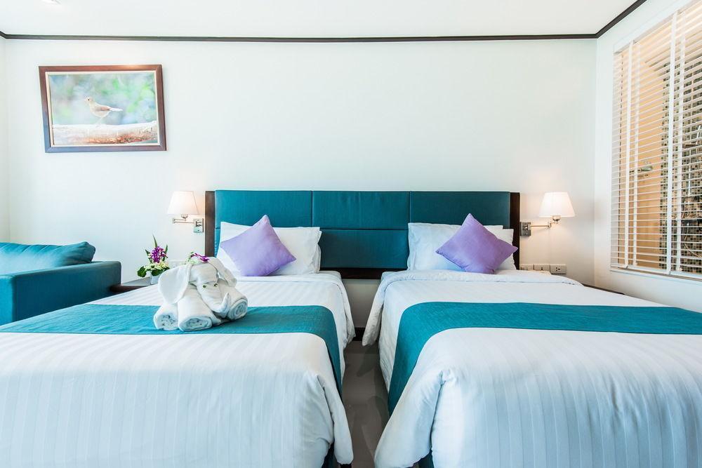 آشنایی با هتل 4 ستاره آندامان بیچ سوییت پوکت