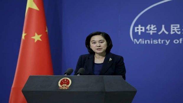 چین سخنان رئیس مجلس نمایندگان آمریکا را محکوم کرد