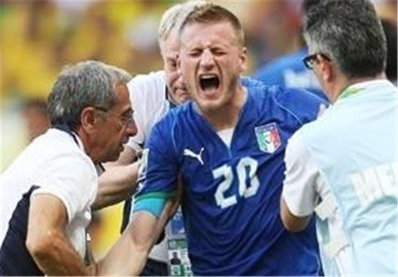 آباته اردوی تیم ملی ایتالیا را ترک کرد
