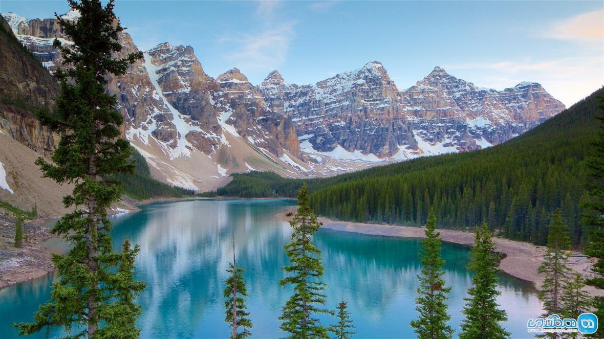 8 تفریح برتر در پارک ملی Banff کانادا
