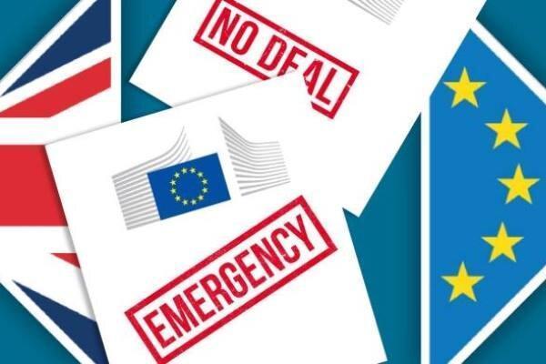 اتحادیه اروپا تعلیق مجلس انگلیس را بدیُمن توصیف کرد