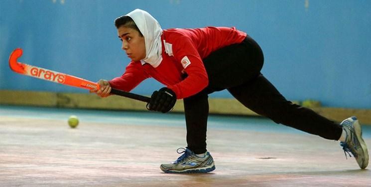 هاکی داخل سالن قهرمانی آسیا - تایلند، پیروزی بانوان هاکی ایران مقابل فیلیپین