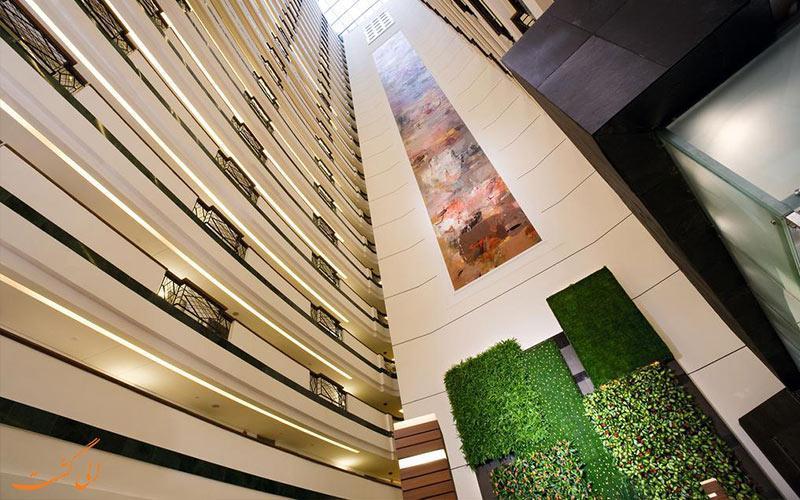 معرفی هتل گرند مرکور شانگهای هونگجیائو ، 5 ستاره