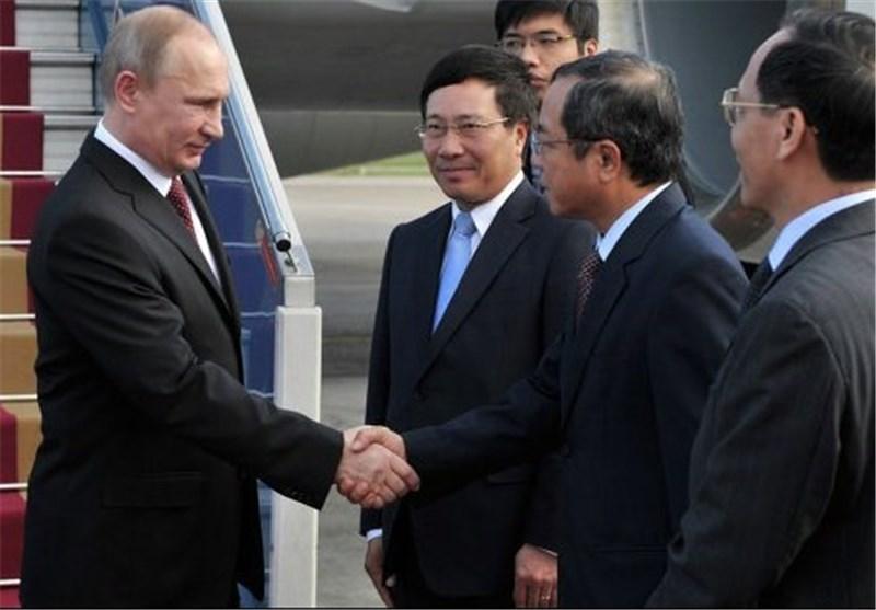 روسیه و ویتنام قرارداد گسترش همکاری های نظامی و انرژی امضا کردند