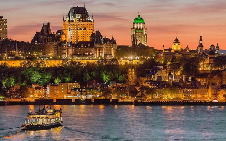 راهنمای سفر به کبک در کانادا