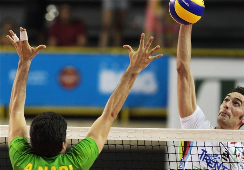 قهرمان ایران با ژاپن، لبنان و ویتنام روبرو می گردد