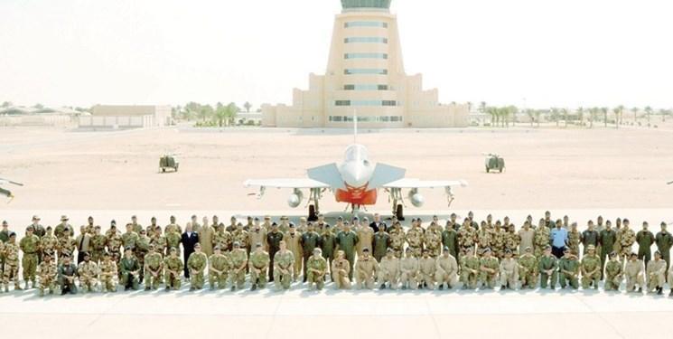 شروع رزمایش مشترک عمان، آمریکا و انگلیس