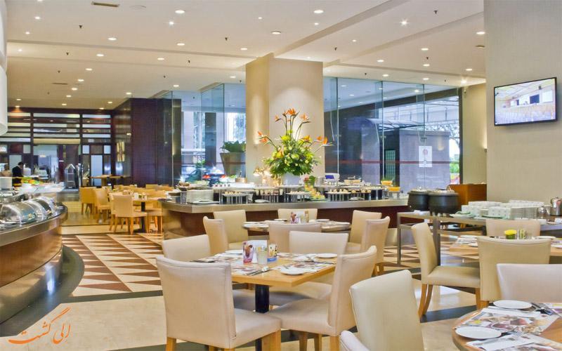 معرفی هتل 4 ستاره گرند سیزنز در کوالالامپور