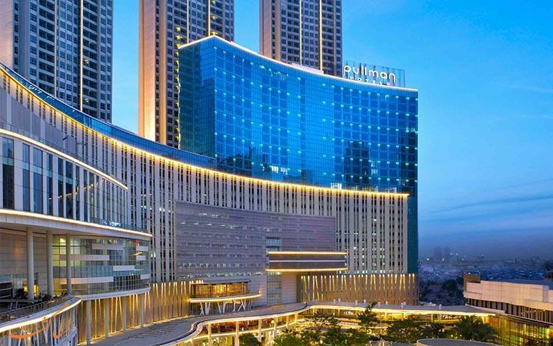 معرفی هتل 5 ستاره پولمن جاکارتا سنترال پارک در جاکارتا، اندونزی
