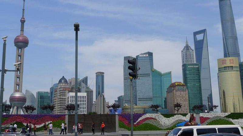 تور شانگهای، شهری که نمی خوابد