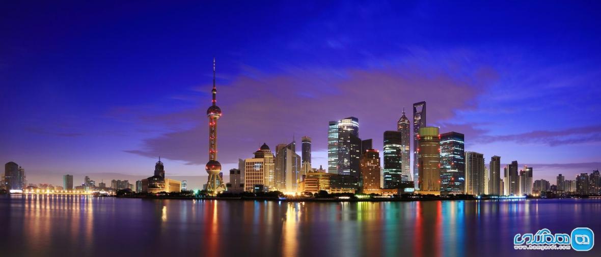 12 جاذبه توریستی در شانگهای و سفرهای راحت روزانه چین
