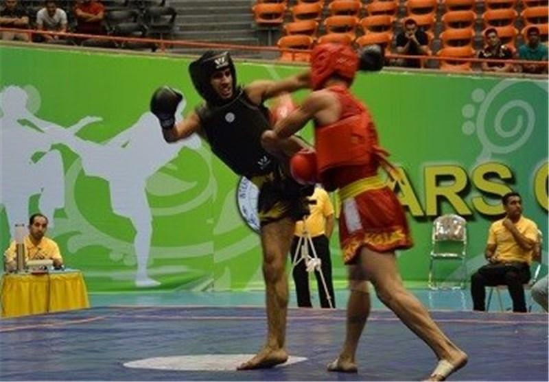 اندونزی نخستین مدال طلا مسابقات بین المللی ووشو جام پارس در سمنان را کسب کرد