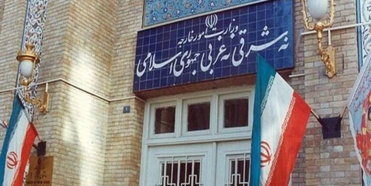 ایران ضمن محکومیت بیانیه 3 کشور اروپایی ورود به مذاکرات درباره برنامه موشکی و دفاعی را قویاً رد کرد