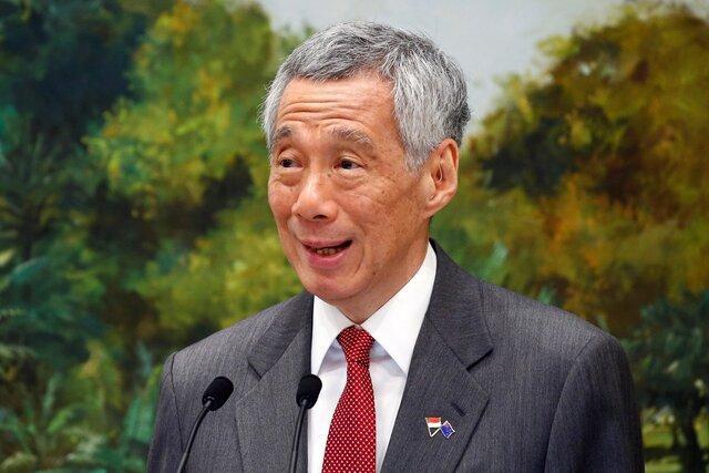نخست وزیر سنگاپور: معترضان هنگ کنگی به دنبال براندازی دولت هستند