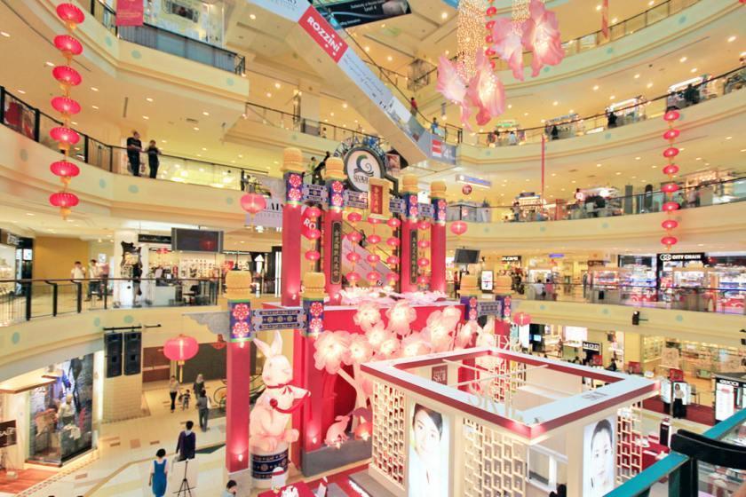 بهترین مراکز خرید پنانگ، مالزی