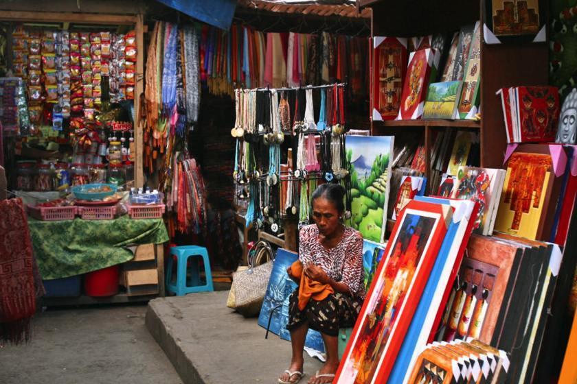 راهنمای خرید در بازارهای شبانه بالی، اندونزی