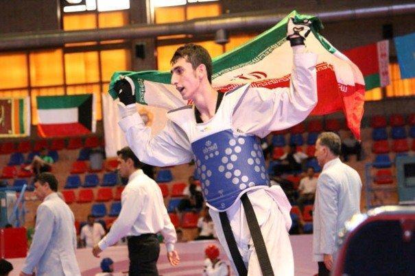 وزن اول و امید به موفقیت کاظمی، طلسم اولین طلای ایران شکسته می شود