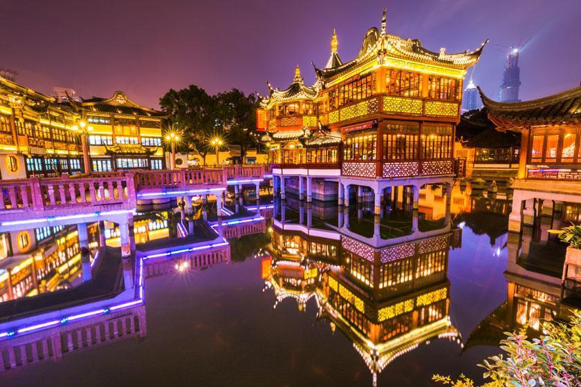 شانگهای در یک نگاه
