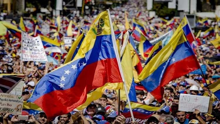 کانادا از رهبر مخالفان ونزوئلا اعلام حمایت کرد