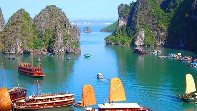 ویتنام به دنبال درآمد 30 میلیارد دلاری از گردشگری