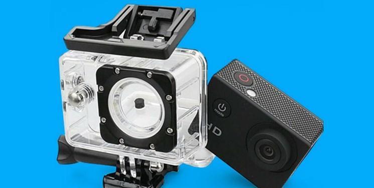 فراوری دوربین ضدآب چهل دلاری برای ثبت انواع ماجراجویی