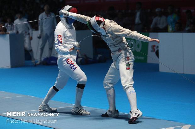 اعزام 9 شمشیرباز به مسابقات قهرمانی زیر 23 سال آسیا
