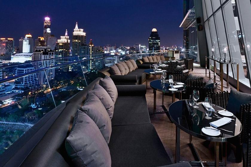 10 هتل لوکس بانکوک از نگاه گردشگران