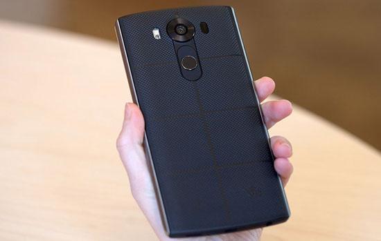 تصاویری از گوشی ال جی V20 را ببینید