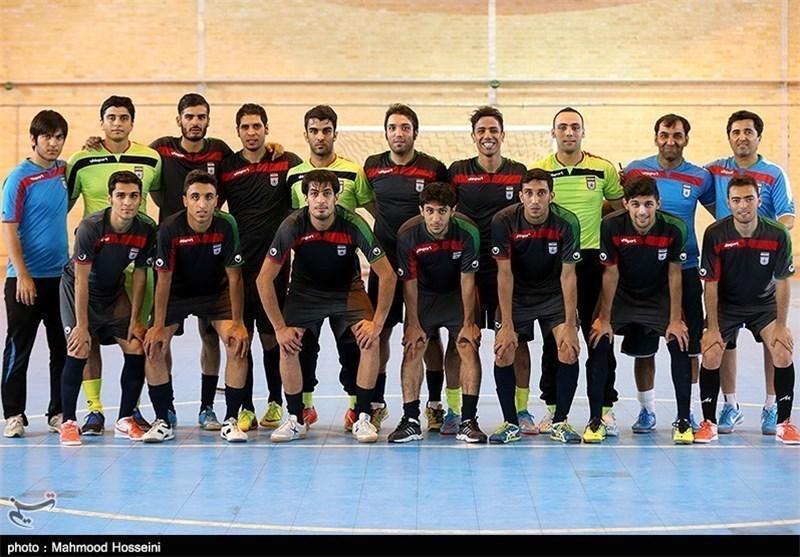 شکست ایران مقابل ایتالیا در بازی اول