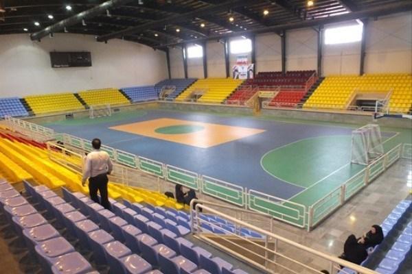سالن ورزشی دانشگاه حکیم سبزواری با حضور معاون وزیر علوم افتتاح می گردد
